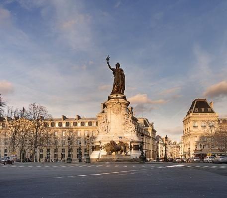共和國廣場(Place de la République)